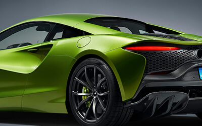 McLaren revs up its green creds with super new hybrid